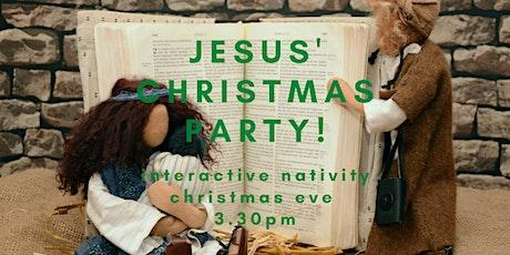 Interactive Zoom Nativity! tickets