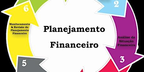 Curso Planejamento Financeiro ingressos