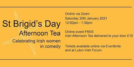 St Brigid's Day Afternoon Tea 2020 tickets
