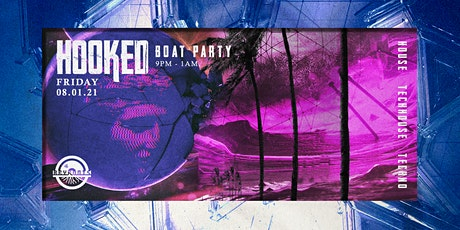 Hooked Boat Party Series Vol: 3 tickets