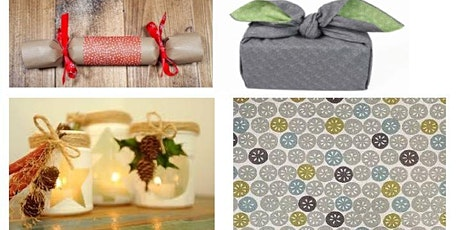 Christmas Craft Workshops - Decorations & Wrapping tickets