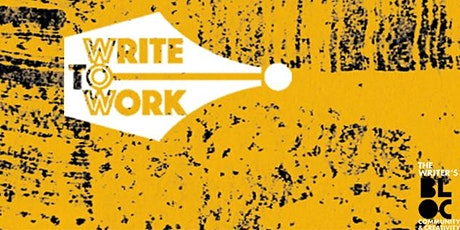 The Writer's Bloc presents Write to Work: End of Year Celebration tickets