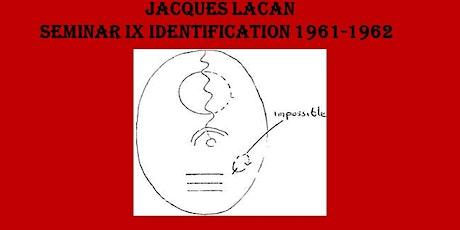 The Dublin Lacan study group tickets
