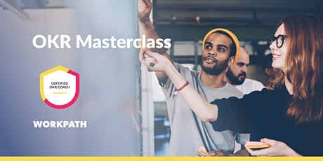 Workpath OKR Masterclass - 22.& 23.04.21 | REMOTE | DE |(2 Tage) Tickets