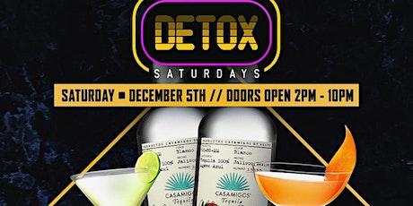 DETOX SATURDAYS By Legends tickets