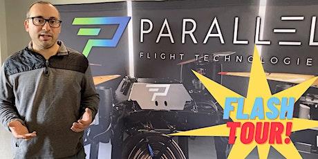 Flash TourParallelFlight Technologies tickets