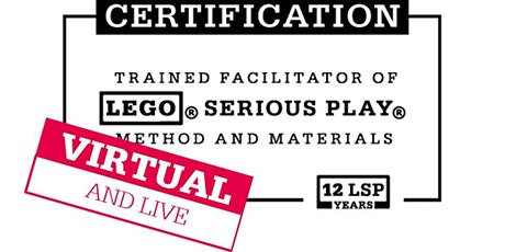 Official Remote Certification for LEGO® SERIOUS PLAY® with Mathias Haas/EN tickets