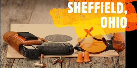 CCW 1- Day  Class 2021 - SHEFFIELD,OH (Gun Hub) tickets