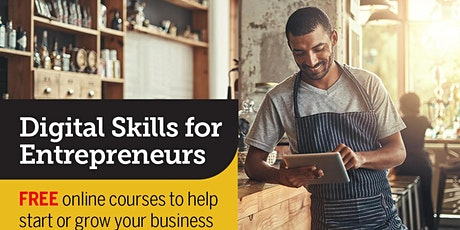 Digital Skills for Entrepreneurs Workshop Series tickets