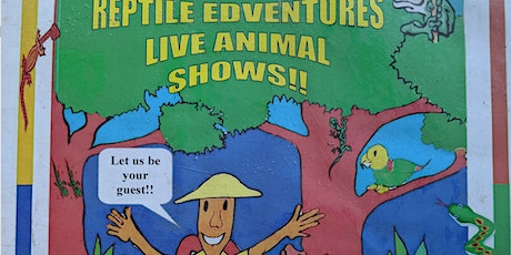 15 Year anniversary Reptile Party Celebrating Erik's Reptile Edventures tickets