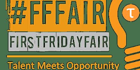 Monthly #FirstFridayFair Business, Data & Tech (Virtual Event) - #TSA tickets