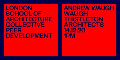 LSA  CPD: Andrew Waugh — Can mass timber save the planet? tickets