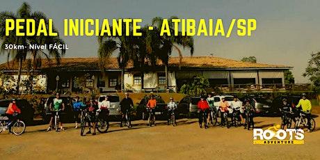 Pedal INICIANTE  em ATIBAIA/SP - 16/JAN/21 ingressos