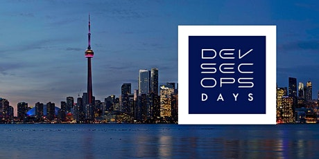 DevSecOps Days Toronto 2021 tickets