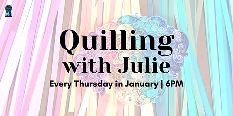 Quilling tickets