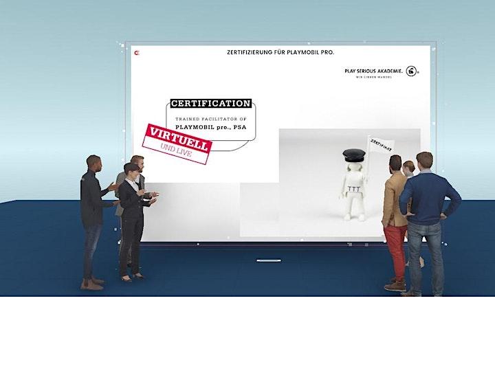 Führende Remote Zertifizierung für PLAYMOBIL pro. mit Mathias Haas/DEUTSCH: Bild