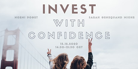 Invest With Confidence tickets