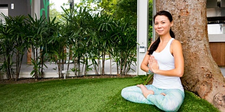 Pay What You Wish Yoga SG Class with Wendy tickets