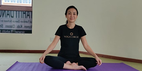 Pay What You Wish Yoga SG Class with Lisa Koh tickets