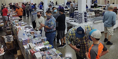 Norfolk Sports Card Collectibles, Toy & Comic Book Show December 6 tickets