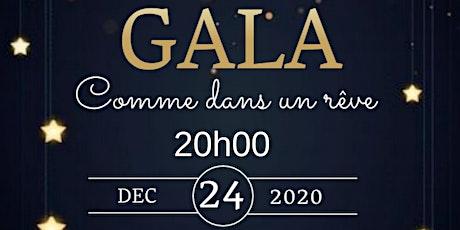 Gala 2020 tickets