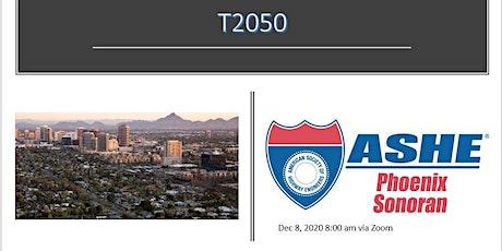 ASHE December Program tickets