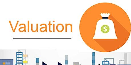 Curso de Valuation – Técnicas e métodos para aumentar o valor do negócio ingressos