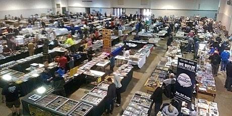 Raleigh Sports Card Memorabilia Comic Book Show December 11-13, 2020 tickets
