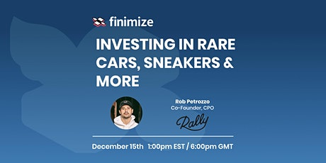 Rally Rd Founder on Alt Investing tickets