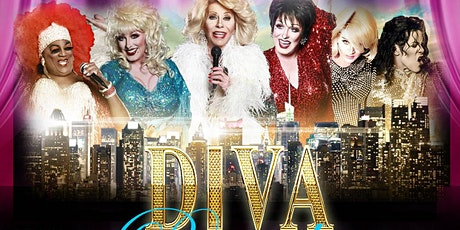 Diva Royale - Drag Queen Dinner & Brunch Philadelphia tickets
