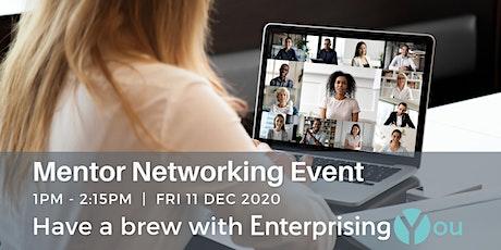 EnterprisingYou Mentor Networking tickets