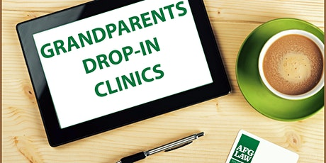 Free Legal Clinic for Grandparents - on the FOURTH Tuesday of each month tickets