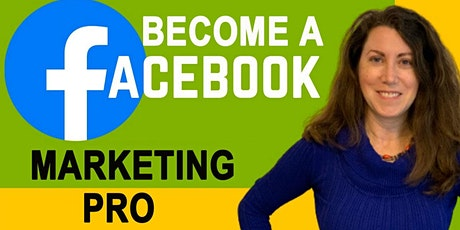 Become a Facebook Marketing Pro tickets