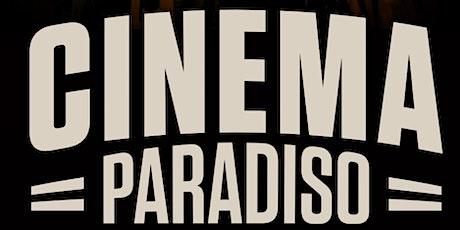 Cinema Paradiso Gedichtenconcert, voorstelling 1 tickets