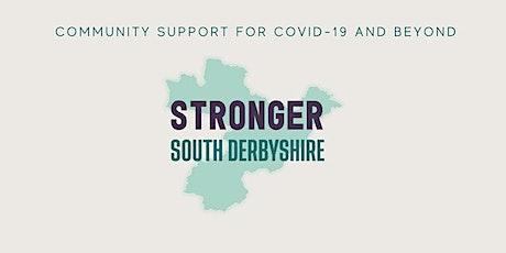 South Derbyshire Community Forum - Walking for Wellness tickets