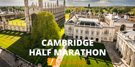 SpecialEffect's Cambridge Half Marathon tickets