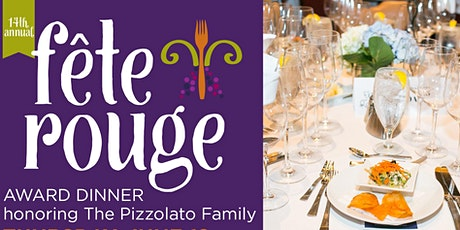 "14th Annual Grace ""Mama"" Marino Award Dinner Honoring The Pizzolato Family tickets"
