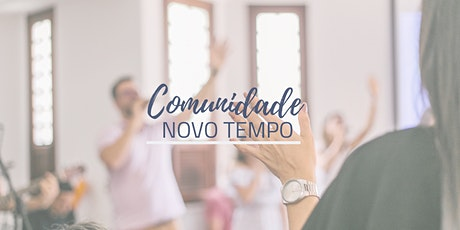 Culto - Comunidade Novo Tempo ingressos