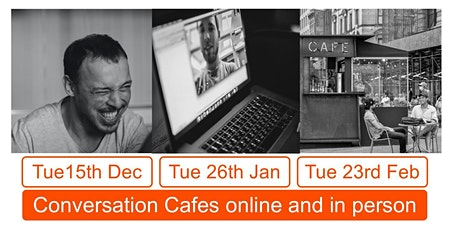 Conversation Cafes for dads and male carers (Online) tickets