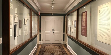 Grolier Club January Exhibitions tickets