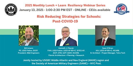 Risk Reducing Strategies for Schools: Post-COVID-19 tickets