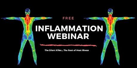 FREE Inflammation & AutoImmunity Webinar - Take Your Life Back tickets
