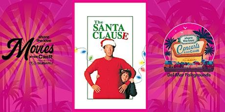 THE SANTA CLAUSE  -SUBARU Presents Movies In Your Car DELMAR tickets