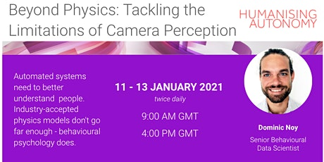 Beyond Physics: Tackling the Limitations of Camera Perception tickets