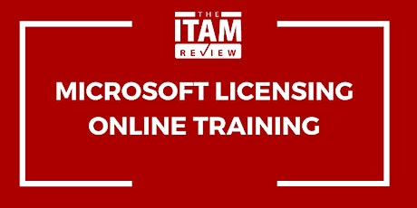 Microsoft Licensing Online US Training Course – October 2021 tickets