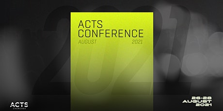 ACTS Conference Europe 2021 tickets