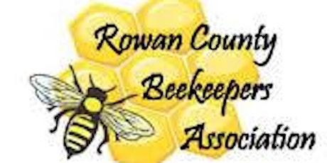 Rowan County Beekeeper School tickets