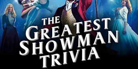The Greatest Showman Trivia Live-Stream tickets