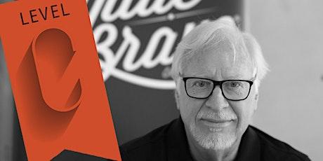 Brand Masterclass w/Branding expert Marty Neumeier *APRIL 2021* ONLINE tickets