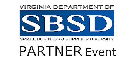 Partner Webinar:  Disaster Preparedness for Small Businesses tickets
